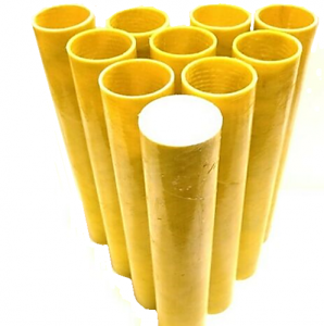 "1.91"" x 12""  Fiberglass Mortar Tube 50 Pcs"