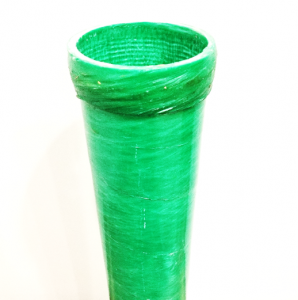"4"" x 21.75""  Fiberglass Mortar Tube 10 Pcs"